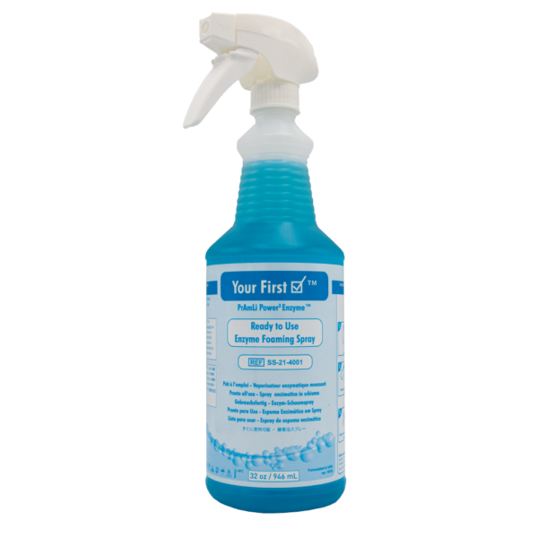 READY-TO-USE ENZYME FOAMING SPRAY SS-21-4001