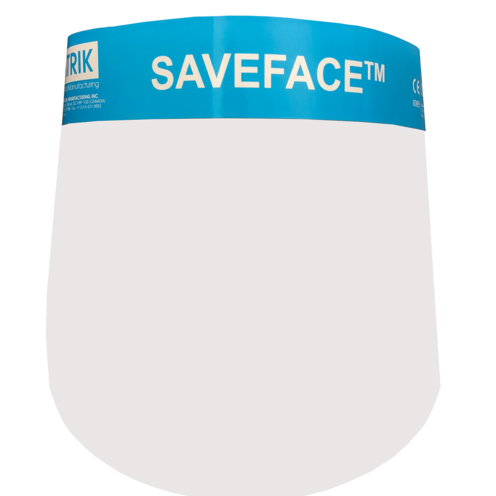 SaveFace Face Shield SF-100