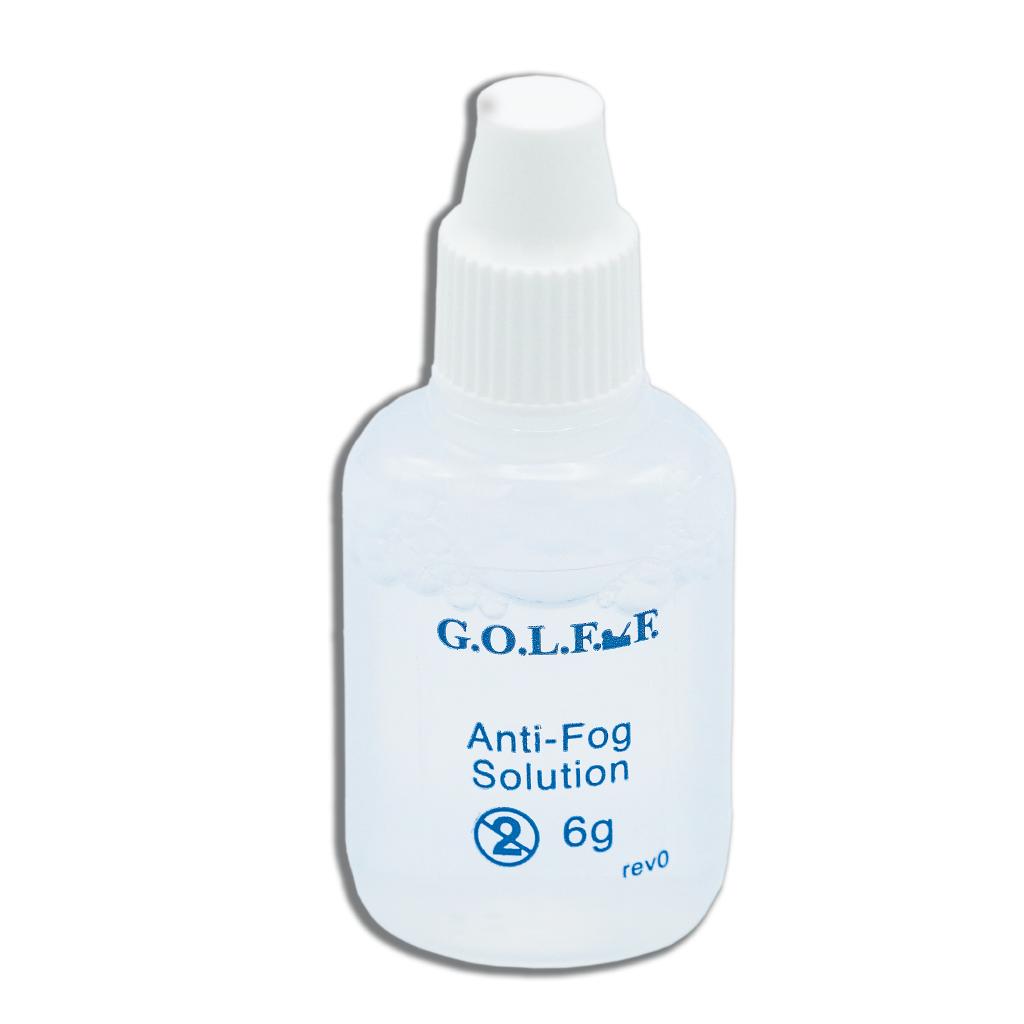 G.O.L.F.F. Anti-Fog Solution