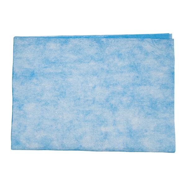 Safe Soak Blue Absorbent Floor Mat with skid-resistant backer SS-20-2000