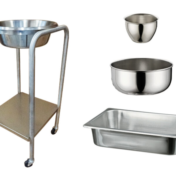 Imperial Ware, Stands, Receptacles
